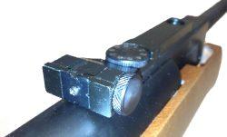 تفنگ بادی نیترو پیستون البرز ۱۶۰۰<br>S.co ALBORZ 1600 Gas-Piston Air Rifle