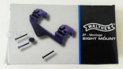 ریل پایه دوربین والتر لور اکشن<br>Walther Lever Action Scope Dovetail Rail