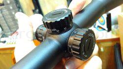 دوربین حرفه ای اف اف پی تک وکتور تاروس ۵۶*۳۰-۵<br>Vector Taurus 5-30x56 FFP Rifle Scope