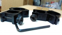 پایه دوربین ۲۲ میلیمتری دوتکه