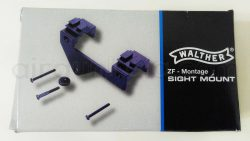 ریل پایه دوربین والتر لور اکشن | Walther Lever Action Scope Dovetail Rail