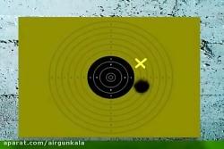 ایرگان آکادمی بادی قسمت ۸ - آموزش تنظیم مگسک های تفنگ بادی