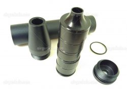 کیت کامل تپانچه و تفنگ گازی آرتمیس سی پی ۲ | Artemis CP2 CO2 Pistol-Rifle kit