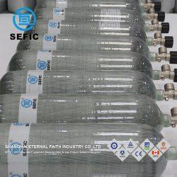 کپسول پی سی پی سفیک 6.8 لیتری   SEFIC PCP Cylinder