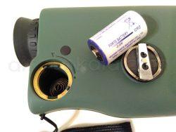 رنج فایندر لیرزی تک وکتور گلف 25*6 | Vector Golf 6x25 Range Finder