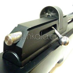 تفنگ گازی آرتمیس سی آر ۶۰۰ دبلیو رنگ قنداق یشمی <br>Artemis CR600W CO2 Air Rifle