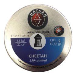 ساچمه تفنگ بادی هاتسان چیتا 5.5|250|15.43 | Hatsan Cheetah Airgun Pellet