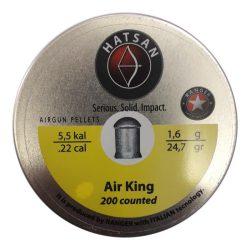 ساچمه تفنگ بادی هاتسان ایرکینگ 5.5|200|24.7 | Hatsan Air King