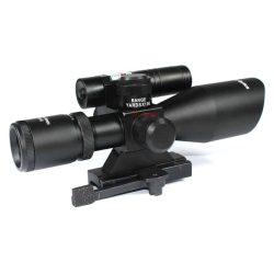 دوربین تفنگ تک وکتور سایدوایپ<br>Tac Vector Sideswipe 2.5-10x40SFP E Riflescope