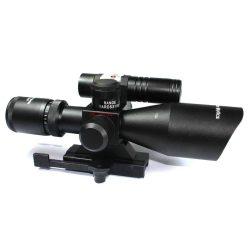 دوربین تفنگ تک وکتور سایدوایپ | Tac Vector Sideswipe 2.5-10x40SFP E Riflescope