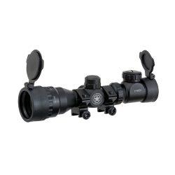 دوربین شکاری/عملیاتی تک وکتور روگ<br>Tac Vector Rogue 2-6X32AOE Rifle Scope
