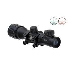 دوربین شکاری/عملیاتی تک وکتور روگ | Tac Vector Rogue 2-6X32AOE Rifle Scope