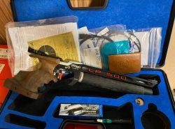 تپانچه مسابقاتی والتر ال پی 500 | Walther LP500 Competition Pistol