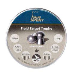 ساچمه اچ اند ان فیلد تارگت تروفی 5.5|500|14.66 | H&N Field Target Trophy Pellets