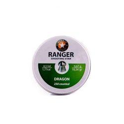 ساچمه هاتسان رنجر دراگون 4.5|250|10.34 | Hatsan Ranger Dragon Pellets