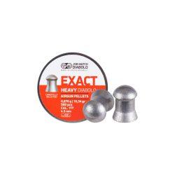 ساچمه جی اس بی اگزکت جامبو هوی دیابلو 4.5|500|10.34 | JSB Diabolo Exact Jumbo Heavy Pellets