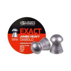 ساچمه جی اس بی اگزکت جامبو هوی دیابلو 5.5|500|18.13 | JSB Diabolo Exact Jumbo Heavy